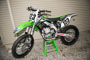 2015 kx450F For Sale