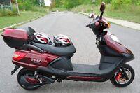 Scooter électrique 2015