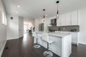 Custom built home with high end finishes in Beechwood Village