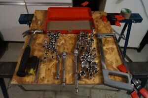 3/8 ths and 1/2 inch socket sets