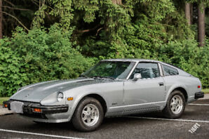 Beautiful all original 1980 280ZX low miles