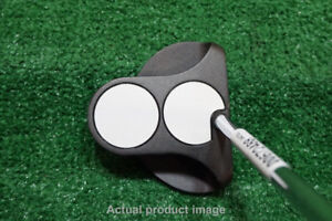 ODYSSEY 2 BALL CENTER SHAFT PUTTER, LEFT, NEW SUPERSTROKE