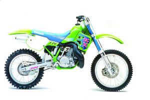 Kx500 2 stroke