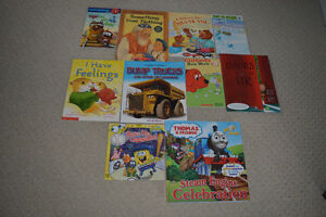 Lot of books for children Kitchener / Waterloo Kitchener Area image 1