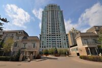 1 bedroom condo at Bayview and sheppard