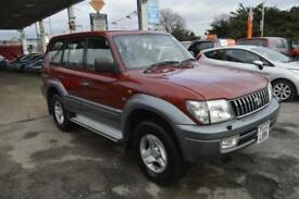 Toyota Land Cruiser Colorado 3.4 V6 ( 8 st ) auto 2001MY GX8 8 SEATER