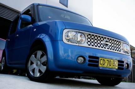 Nissan Cube 2007 Series 3 Music box Edition $10999 ONLY RARE Guildford Parramatta Area Preview