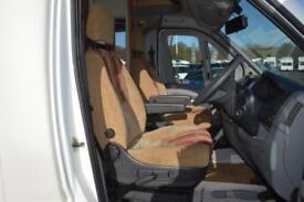 2008 SWIFT LIFESTYLE 580PR MOTORHOME FIAT DUCATO 2.3 DIESEL 6 SPEED MANUAL 2 BER