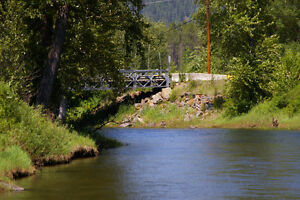 *** REDUCED ***  BC Waterfront Acreage