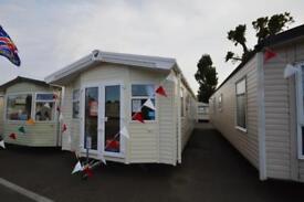 Static Caravan Felixstowe Suffolk 2 Bedrooms 6 Berth Willerby Brockenhurst 2016