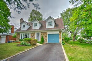 2 story Cottage in Pointe-Claire, fully furnished 4bedrooms now!