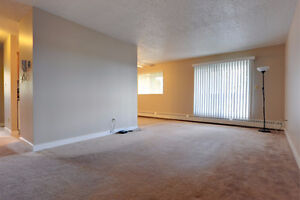 Top Floor, Corner Unit.  Steps from Bower Mall!