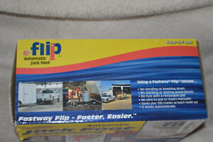 Fastway Automatic Jack Foot Trailer Aid Kingston Kingston Area image 3