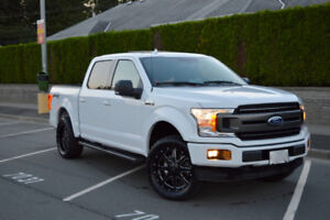 2018 Ford F-150 2.7L Ecoboost 4X4 F150 Level Kit Loaded 20's