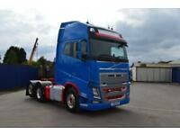 Volvo FH16 750 Globetrotter 6x2 Tag Axle tractor unit
