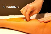 SUGARING ( Persian Waxing ) / Body Scrub / Facials ***WOMEN only