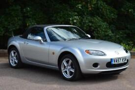 2008 MAZDA MX 5 2.0i 2dr CONVERTIBLE VERY LOW MILEAGE