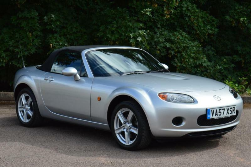 2008 MAZDA MX 5 2.0i 2dr CONVERTIBLE VERY LOW MILEAGE | in Lydney ...