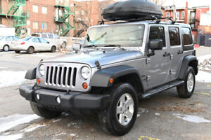 2013 Jeep Wrangler Unlimited Sport VUS