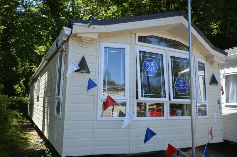 Static Caravan Hastings Sussex 2 Bedrooms 6 Berth Willerby Vogue 2010 Coghurst