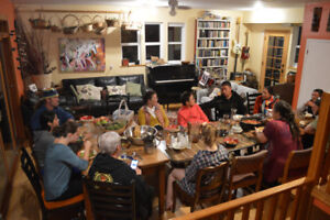 Room & Board Canadian Home Stay Canadian Farm Stay with family