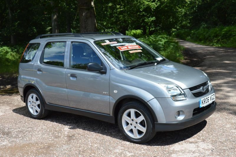2006 suzuki ignis 1 5 glx vvt 4grip 5dr 4x4 in lydney gloucestershire gumtree. Black Bedroom Furniture Sets. Home Design Ideas