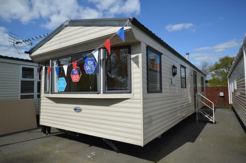 Static Caravan New Romney Kent 2 Bedrooms 6 Berth Willerby Rio 2011 Marlie