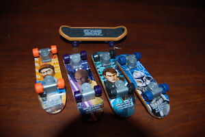 5 Clone Wars.mini skateboard