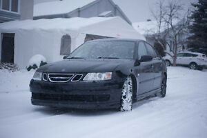 Saab 93 2007 Aero kit Berline
