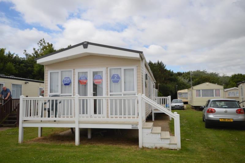 Static Caravan Lowestoft Suffolk 2 Bedrooms 4 Berth Regal Sandringham 2015