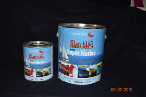 Paint, Matchless Super Marine, 3,78L, Chamois (Dory Buff)