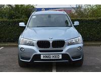 BMW X3 2.0TD ( 184bhp ) Auto 2011MY xDrive20d SE