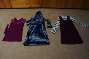 3 GREAT   DRESSES   SIZE  10  - 12