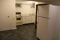 basement room for rent -U of R and GOLDEN MILE