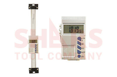 Shars 6 Vert Digital Dro Scale Ip54 For Bridgeport Mill Lathe New Save 14.45