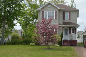 DETACHED house in North Moncton for ONLY 179,900!!