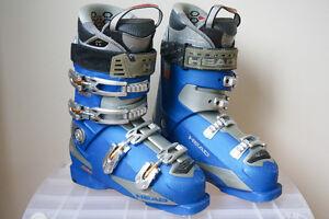 HEAD S8 Ski Boots / Bottes de Ski / 26-26.5 / 307 mm / 8-8.5