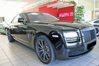 Rolls-Royce Ghost Rear Entertain, Panorama, SoftClose, ACC