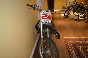 2002 cr125 full engine rebuilt