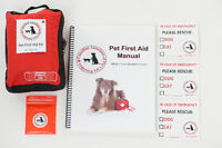 Pet First Aid Emergency Home Pack for Cats and Dogs