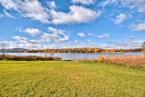 Magnifique terrain avec voie navigable à proximité! À VOIR ABSOL Gatineau Ottawa / Gatineau Area image 1
