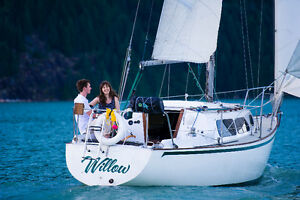 Ranger 29 Sailboat