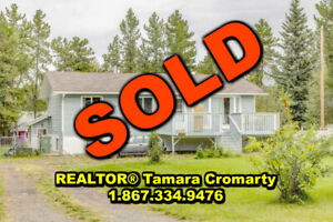SOLD! SOLD! SOLD! By REALTOR® Tamara Cromarty