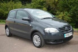 2010 VOLKSWAGEN FOX 1.2 3dr VERY LOW MILEAGE ONE OWNER 6,000 MILES ONLY