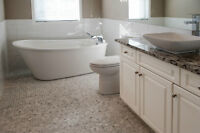 Complete Bathroom Renovations - Professional Show Home Installer