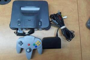 Nintendo 64 Console en excellente condition. Garantie de 30 jours! N64