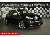 2017 Vauxhall Adam 1.4 SLAM 3d 98 BHP Hatchback Petrol Manual