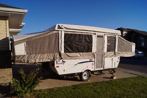 2008 Palomino 4120 Tent Trailer, Excellent Condition