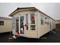 Static Caravan Isle of Sheppey Kent 3 Bedrooms 8 Berth ABI Derwent 2011 Harts