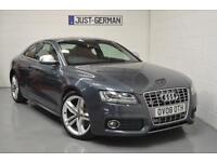 "2008 ""08"" AUDI S5 4.2 V8 QUATTRO Coupe, Manual ** LOW MILES ** RED LEATHER ** a5"